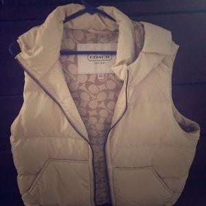 Coach XL Vest